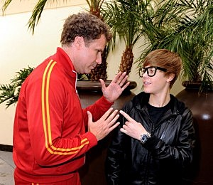 Will Ferrell and Justin Beiber
