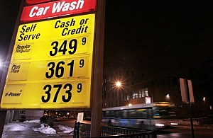 Gas Prices Rise To Two Year High
