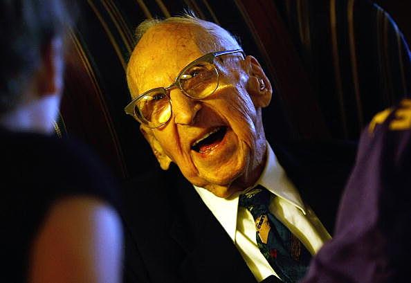 World's Oldest Man Celebrates His 113th Birthday
