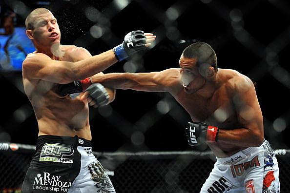 UFC 100 - Mike Bisping v Dan Henderson