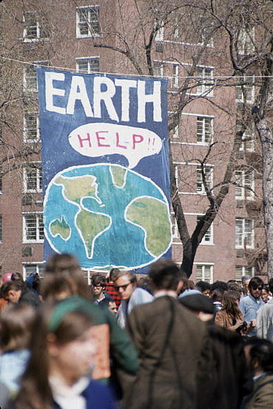Earth Day 1970