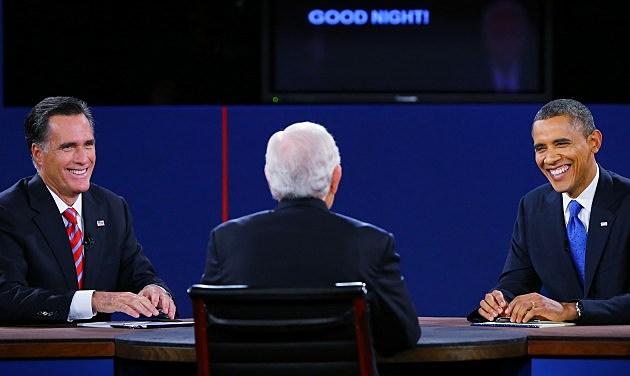 Tom Egelhoff on the Final Presidental Debate