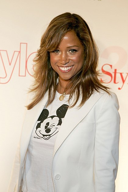 Actress Stacey Dash, vilified for advising voters to go with Romney for President.
