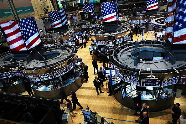 Markets React As Fed Makes Announcement On Interest Rates