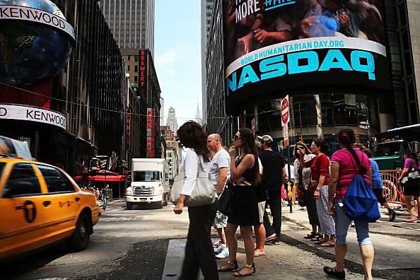 Nasdaq Trading Glitch Sparks Debate About Markets' Stability