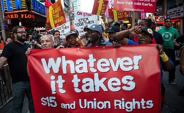 Fast Food Could Handle A $15 Minimum Wage Without Firing Anyone, Hurrah!