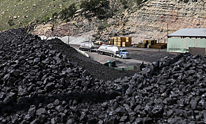 Central Utah Anchors State's Coal Mining Industry
