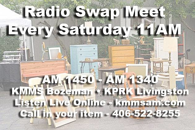 Saturday Swap Meet with Tom Egelhoff on Open For Business Saturdays 11AM to 1130 AM