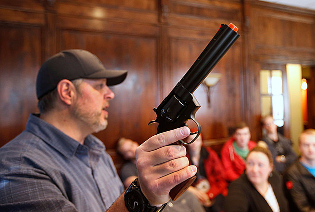 Uptick In Interest In Concealed Carry Classes