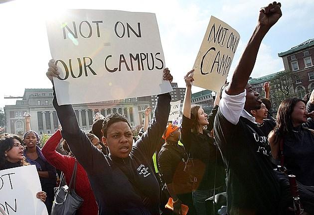 Students Plan Walkout At Columbia University