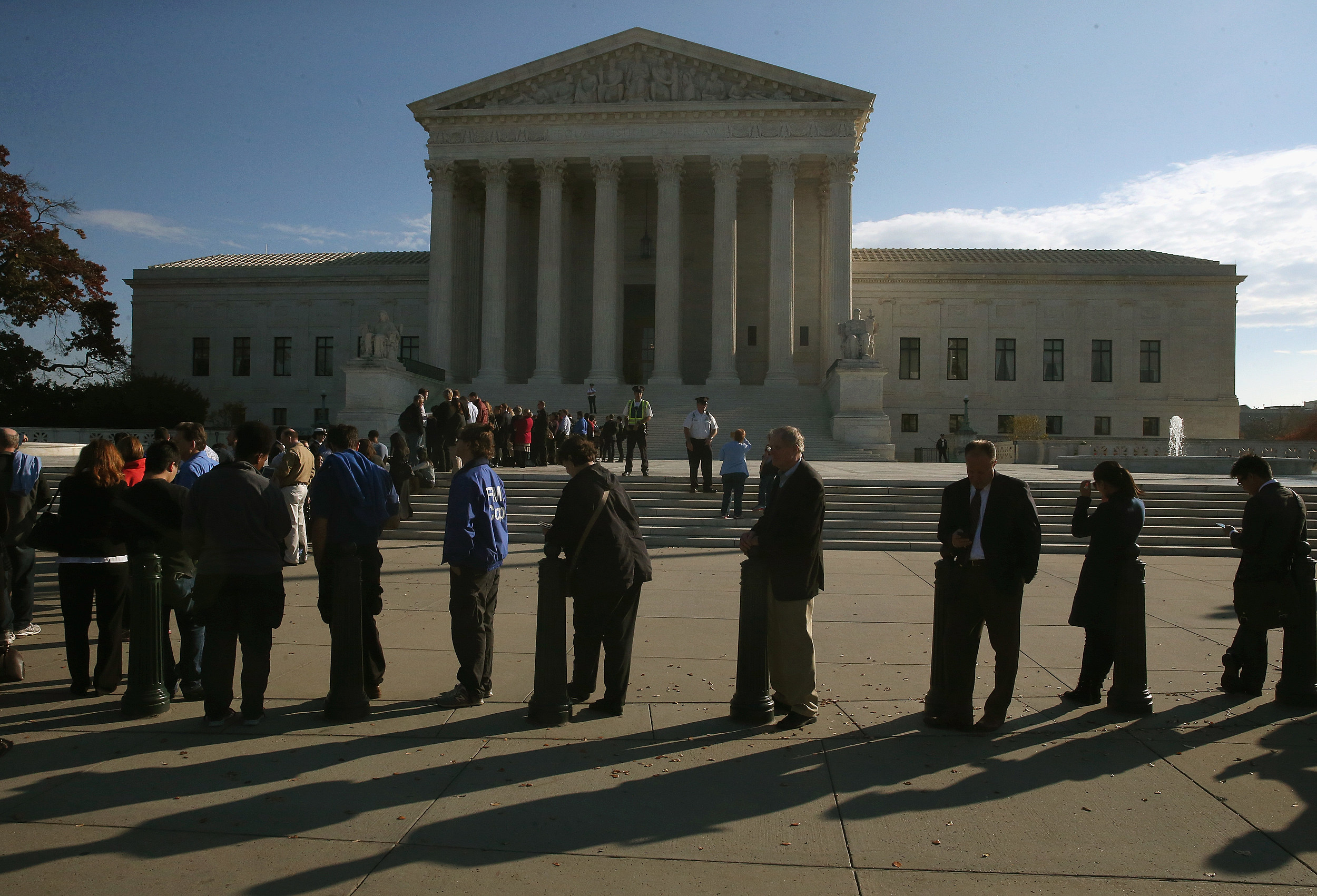 US Supreme Court divided over key employment dispute